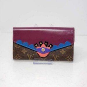 Louis Vuitton Sarah Limited Edition Bifold Wallet